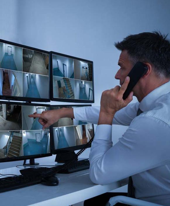 Nowoczesne systemy alarmowe Nowoczesne systemy telewizyjne